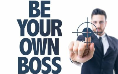 Stuck In A Job? Be Your Own Boss